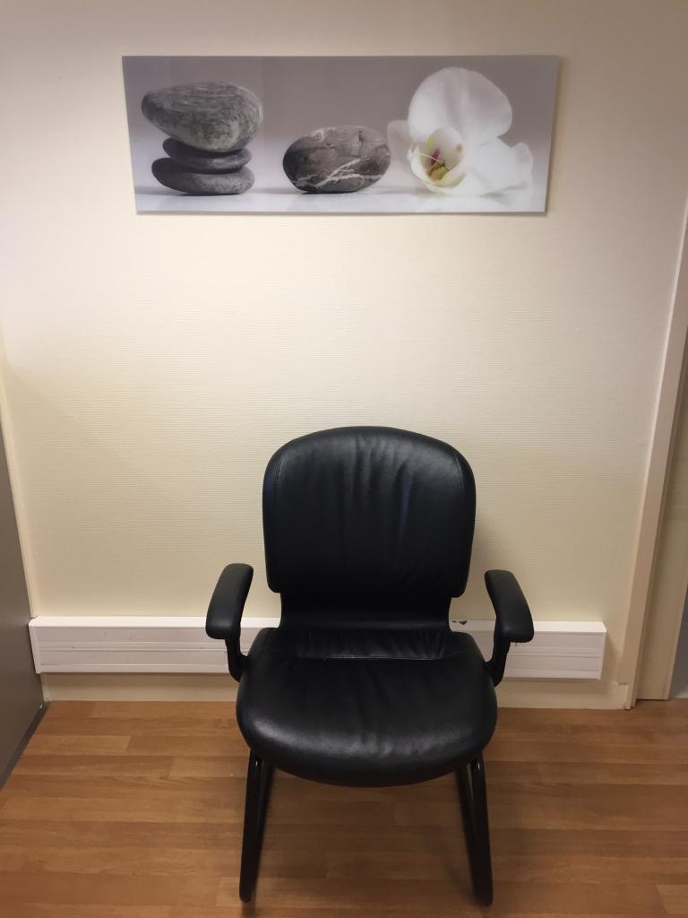 salle d'attente privé